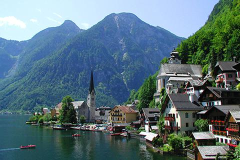 7 ngôi làng đẹp như tranh vẽ ở châu Âu