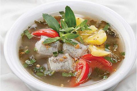 Canh cá khoai: Món ăn dân dã mà say lòng người!