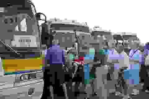 Quy định thời gian lưu hành đối với xe du lịch nước ngoài