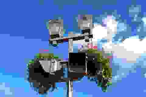 Thành phố Pháp quyến rũ trong lòng Canada
