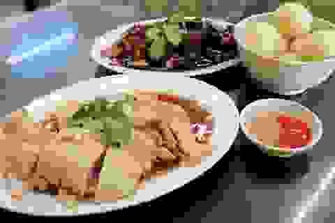 Thưởng thức ẩm thực ngon tuyệt khi đến Malaysia