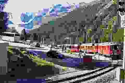Những tuyến đường sắt đẹp nhất thế giới
