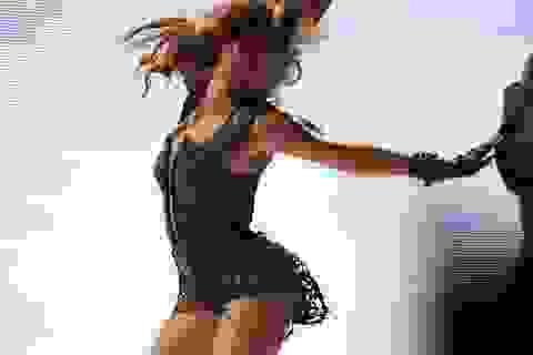 Beyonce đầy năng lượng trong ngày trở lại