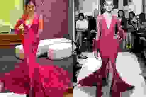 Lý Nhã Kỳ khoe sắc trong váy hàng hiệu đắt tiền