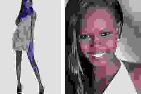 """Cô gái da đen trở thành """"Hoa hậu đẹp nhất trong các hoa hậu"""""""