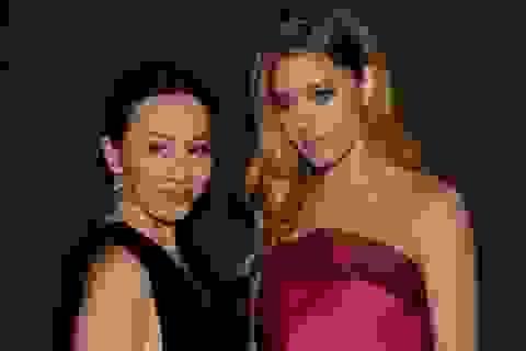 Lưu Gia Linh dự tiệc cùng dàn sao Hollywood