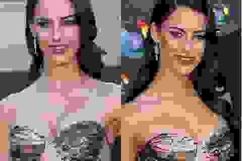 Kiều nữ Hollywood khoe khéo ngực đầy