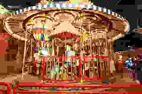 Fantasy Park tại Bà Nà Hills - thiên đường dành cho con trẻ
