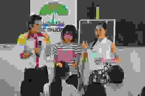 Chí Thiện- Thái Trinh đọ sức với Thùy Trang- Arika Phan