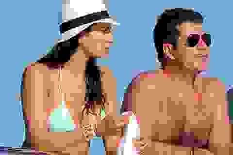 Simon Cowell lần đầu chia sẻ về việc sắp có con