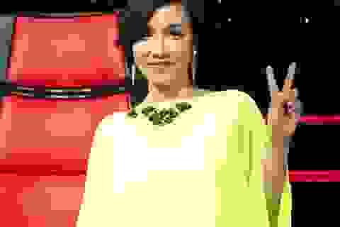 """""""Giải mã"""" phong cách tươi trẻ bất ngờ của Mỹ Linh trong The Voice 2013"""