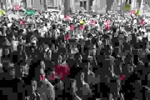 Tắc nghẽn tại vòng đầu tìm kiếm học sinh thông thái nhất Việt Nam