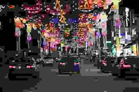 Khi thành phố lên đèn...