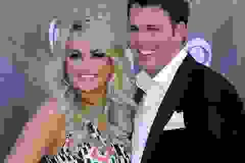 Em gái Britney lần đầu cùng chồng dự sự kiện