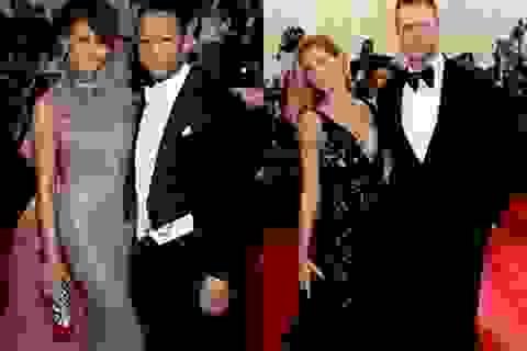Ba cặp đôi đẹp trên thảm đỏ gala thời trang