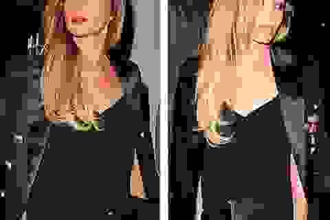 Cheryl Cole mặc quần 4000 đô dự LHP Cannes