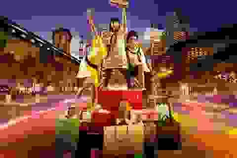 Mùa siêu khuyến mãi tại Singapore