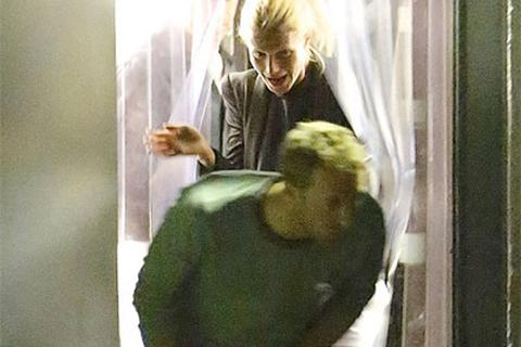 Vợ chồng Gwyneth Paltrow tái ngộ