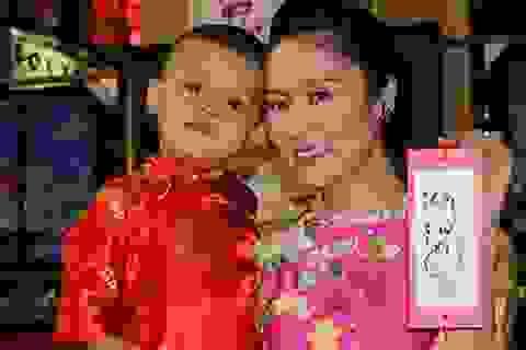 Ngắm nhìn các bà mẹ trẻ xinh đẹp của showbiz