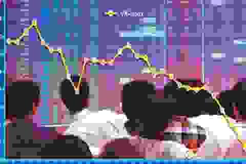 Cổ phiếu ngân hàng giảm điểm, VN-Index bị bật khỏi mốc 500