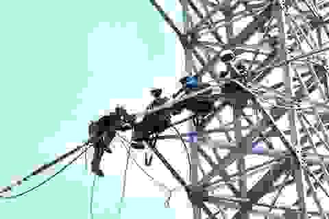Ngày 10/11, cắt điện cả hai đường dây 500 kV Bắc - Nam