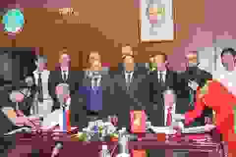 Việt Nam - Nga sẽ ký Nghị định thư về hợp tác nghề cá