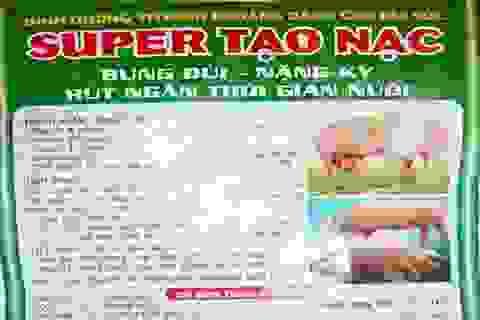 Lại phát hiện chất cấm trong sản xuất thức ăn chăn nuôi