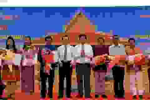 Hơn 600 đại biểu họp mặt dịp Tết cổ truyền Chôl Chnăm Thmây