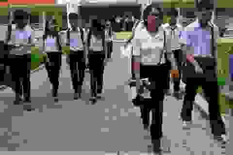 Cần Thơ: Gần 7 ngàn học sinh bắt đầu thi vào lớp 10