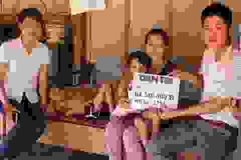 Hơn 64 triệu đồng đến với hoàn cảnh gia đình chị Phạm Thị Nga