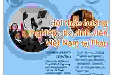 Hội thảo hướng nghiệp 2014 – Hội sinh viên Việt Nam tại Pháp