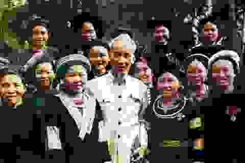 Bác Hồ trong lòng đồng bào các dân tộc thiểu số