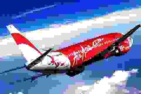 AirAsia lại tung vé 0 đồng
