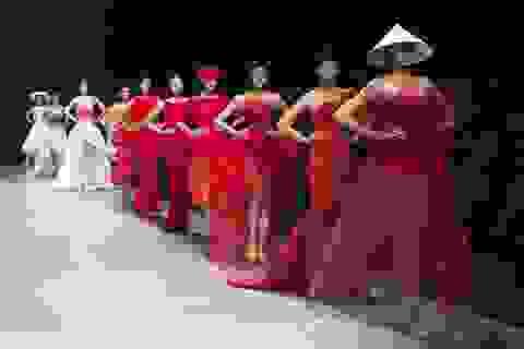Hoàng Minh Hà được kết nạp vào Hiệp hội thời trang cao cấp châu Á
