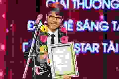 Vũ Cát Tường lập kỷ lục chưa từng có tại Bài hát Việt 2014