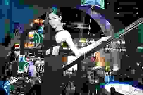 Linh Chi xinh đẹp bên Kỳ Hân
