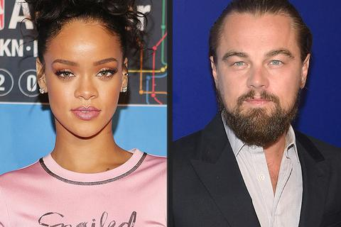 Rihanna đón sinh nhật với Leonardo DiCaprio