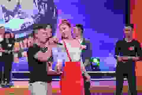 Kim Yến tham gia gameshow truyền hình
