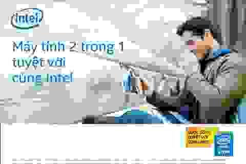Trải nghiệm sản phẩm công nghệ tích hợp hai trong một cùng Intel và Acer