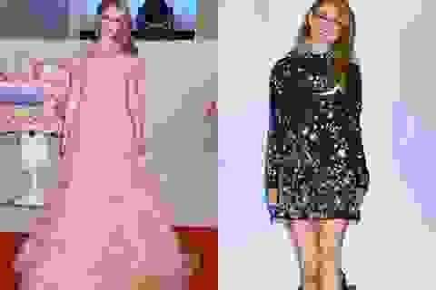 """Ngắm bộ sưu tập váy hàng hiệu của """"Lọ Lem"""" Lily James"""