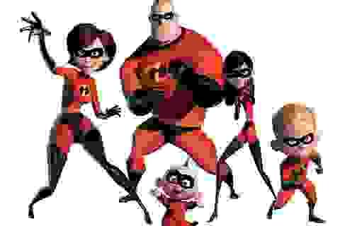 Gia đình siêu nhân đã quay trở lại?