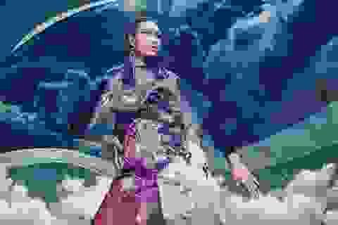 Quán quân Vietnam's Next Top Model lạ lẫm trong bộ ảnh mới