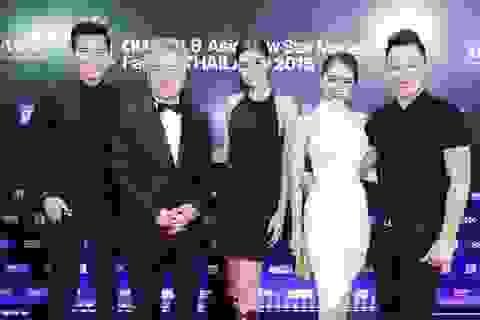 Linh Chi, Kỳ Hân sang Thái Lan dự sự kiện