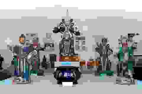 Trưng bày cổ vật Việt Nam và gốm Nam bộ