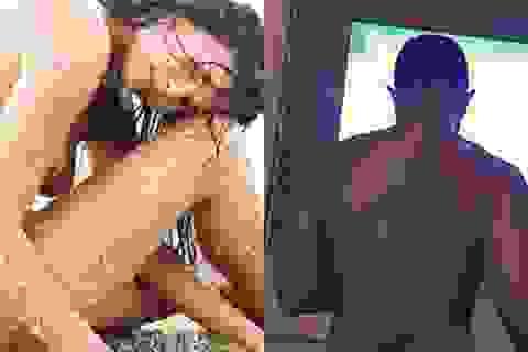 Sốc khi siêu mẫu đăng ảnh khỏa thân của chồng lên trang cá nhân