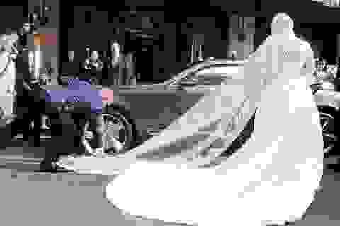 Em gái Paris Hilton dính sự cố đỏ mặt ngay trong đám cưới