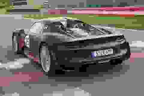 Porsche ấp ủ một siêu xe cạnh tranh Ferrari 458 Italia