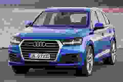 Audi Q7 thế hệ mới - Cách tân mạnh mẽ