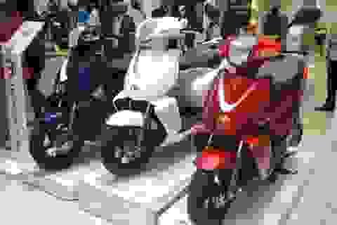 """Xe máy điện """"giá rẻ"""" Nhật Bản ra mắt tại Đà Nẵng"""