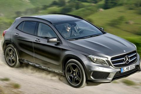 "Mercedes GLA250 - ""Tốt sơn hơn tốt gỗ"""